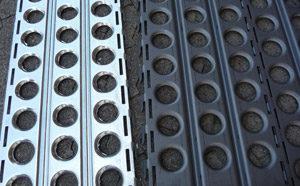 Металлические аэродромные плиты