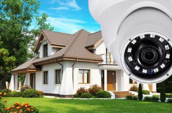 Система видеонаблюдения частного дома