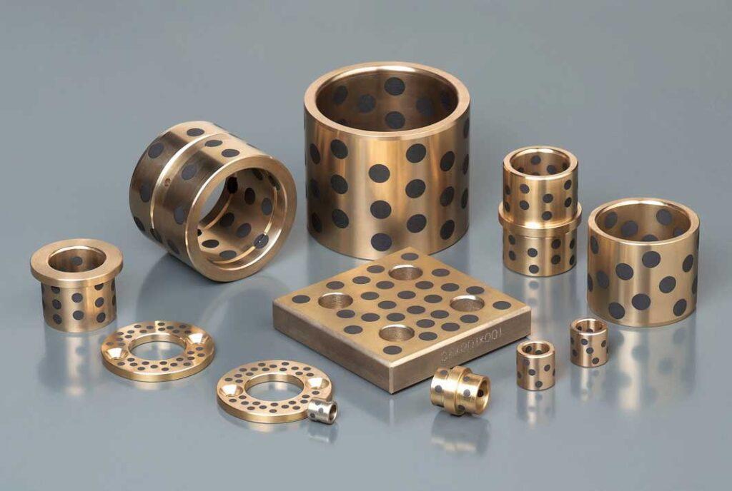 Изготовление деталей из бронзы