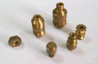 Детали из бронзы. Металлообработка